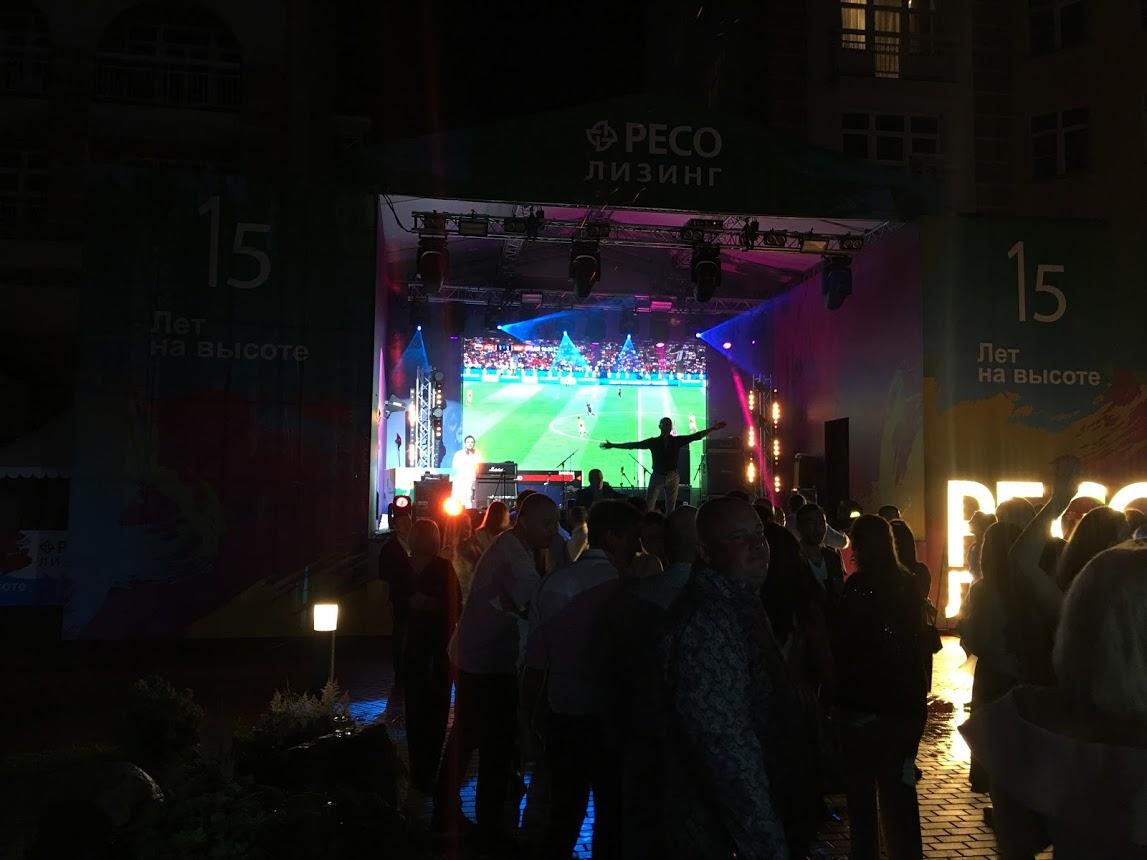 Аренда светодиодных экранов для концертов