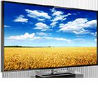LED-телевизор (выбранного размера)